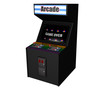 Angled Arcade Game on White