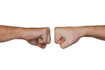 Two fists
