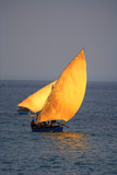 two dhows overlapping