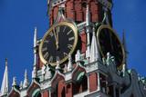chiming clock poster