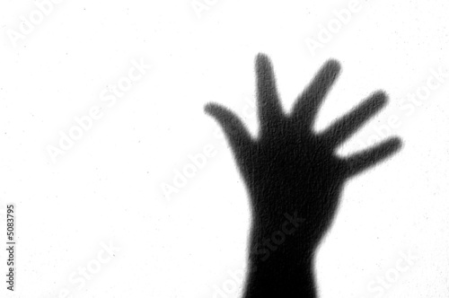 Emotion shadows - hand