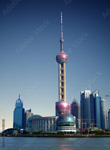 Shanghai - Skyline (China)