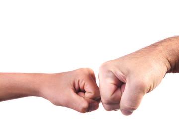 Fist to Fist