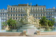 Grand fountain, Place de liberte, Toulon, France - 5089177