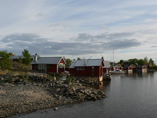 Archipielago de Lulea (Suecia)