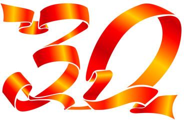 Number 30
