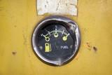 Petrol meter poster