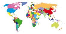 Welt-Farben