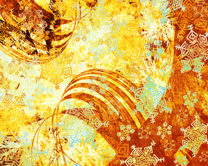 beautiful abstract christmas background