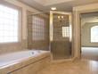 Luxury Bathroom Tub Shower