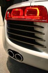 Audi R8 Heckleuchte