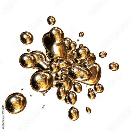 Shine of blobs - 5146701
