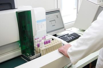 laboratoire d'analyse médicale