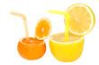 Аннотация лимон и мандарин фруктовый напиток.