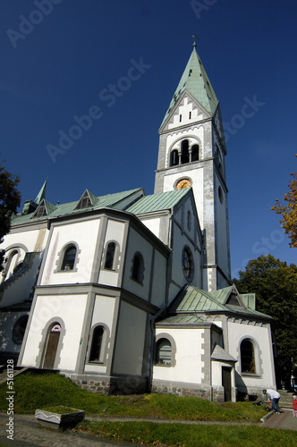 Kirche (Church) of queen Louise in Kalinigrad (Koenigsberg)