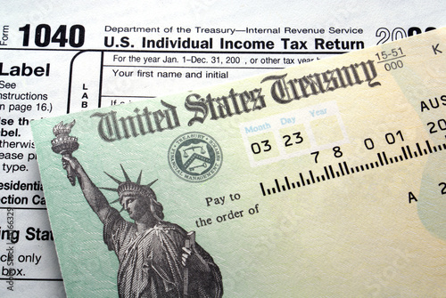 Tax return check - 5166329