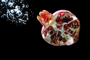 fruit red garnet