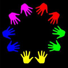 ronde de mains