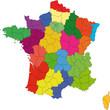 La France - départements et régions