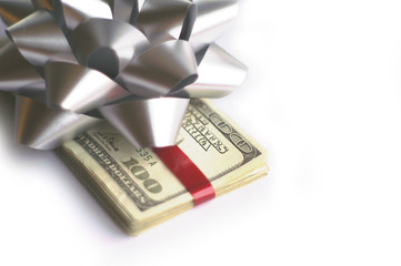 Money is the best gift