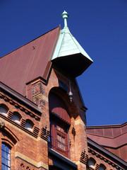Speicher in der Speicherstadt Hamburg