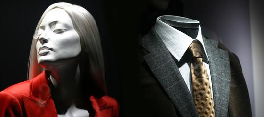 Costume et tailleur pour homme et femme