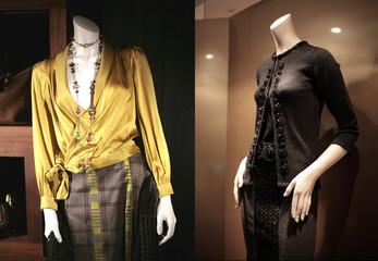 Boutique et vêtements féminins chics
