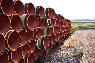 gas pipe