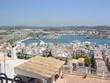 Ibiza Blick auf den Hafen