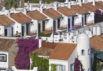 Appartmentanlage in Andalusien
