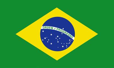 brasilien fahne brazil flag