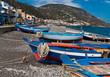 Fischerboote auf Lipari