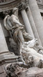 Trevi Fountain, Detail, Up Close