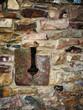 Mittelalterliche Mauer