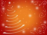 christmas tree comic 1 poster