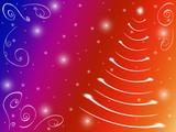 christmas tree comic 2 poster