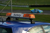 race safety car poster