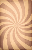 paper background with burst motif poster
