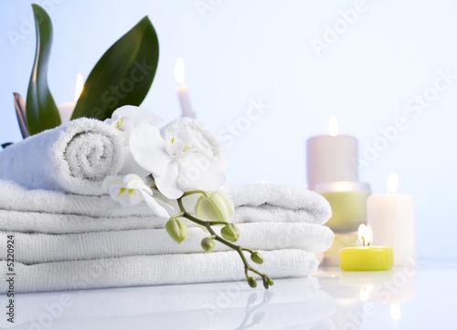 Leinwandbild Motiv Aromatherapy