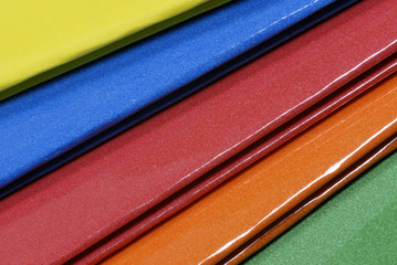 colorful office file background