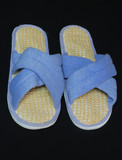 slippers with exfoliating insole poster