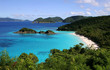 Trunk Bay in St John