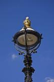 London Embankment Street light poster