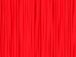 Red soft focus curtain abstract background