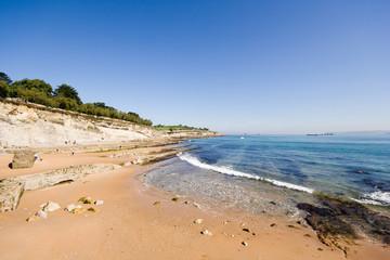 playa de Los Molicucos, Santander