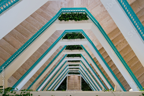Resort Stairs