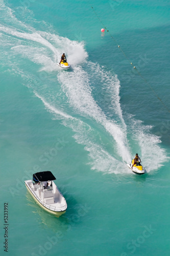 Tropical Jet Skis