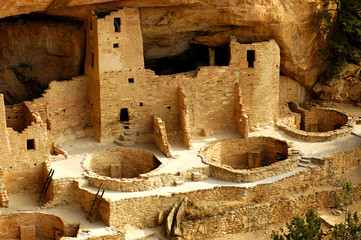 Cliff Palace Kivas