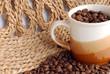 tazza con caffè