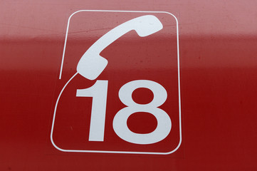 numéro des pompiers